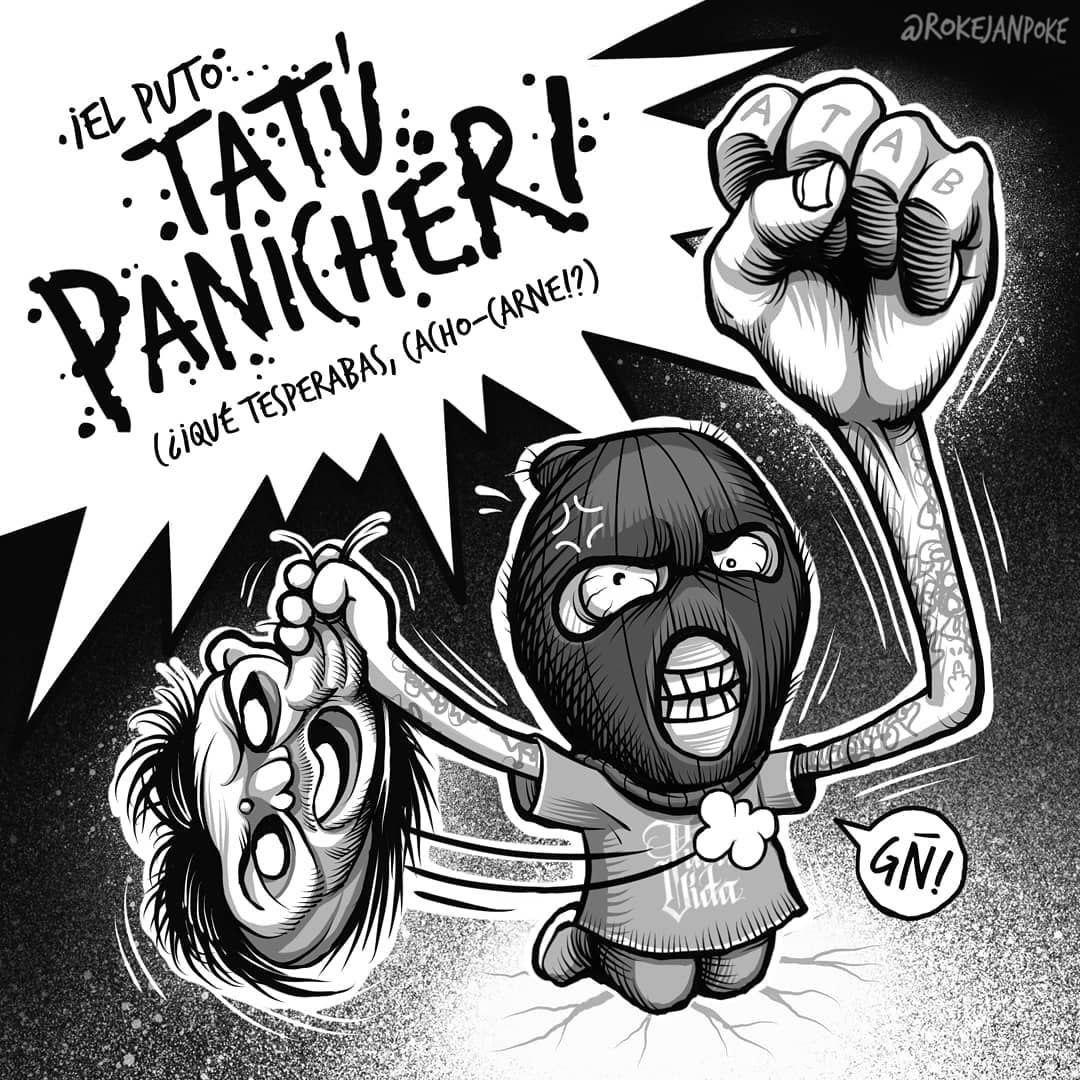 Fred es Tatu Panicher